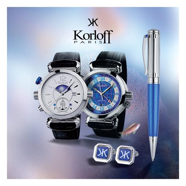 """KORLOFF """"Président"""" Pen: """"Viết để thay đổi thế giới!"""" - 9"""
