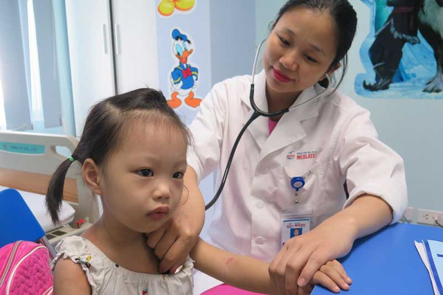 Tiêu chảy - nguyên nhân hàng đầu gây tử vong ở trẻ dưới 5 tuổi - 1