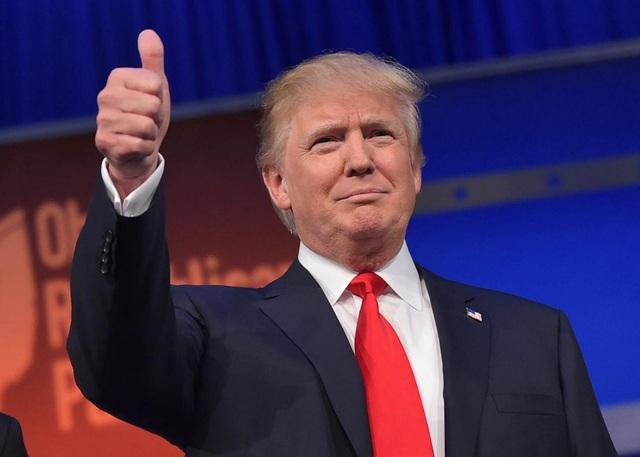 Ứng viên tổng thống đảng Cộng hòa Donald Trump (Ảnh: RedState)