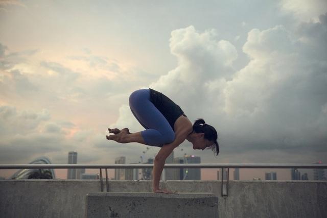 Power yoga, hay còn gọi là vinyasa, là các bài tập tập trung vào sự chuyển động nhiều hơn so với hatha yoga.
