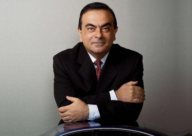 Ông Carlos Ghosn