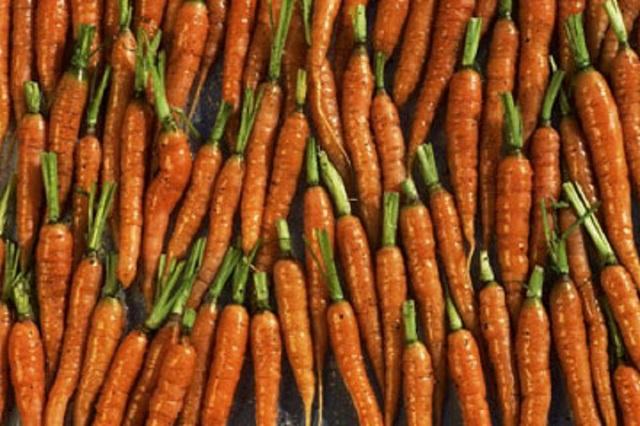 Liệu ăn hết chỗ cà-rốt này thì bạn có thể nhìn xuyên tường? (Ảnh: Getty)