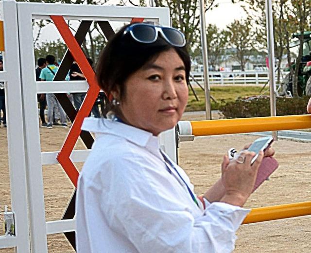 Bà Choi Soon-sil, bạn thân của Tổng thống Hàn Quốc Park Geun-Hye. (Ảnh: Chosun Ilbo)