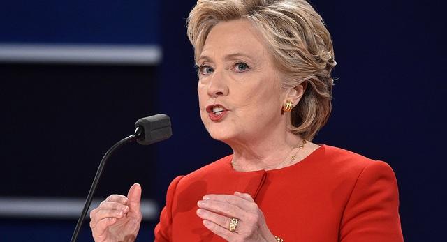 Ứng viên tổng thống đảng Dân chủ Mỹ Hillary Clinton. (Ảnh: Getty)
