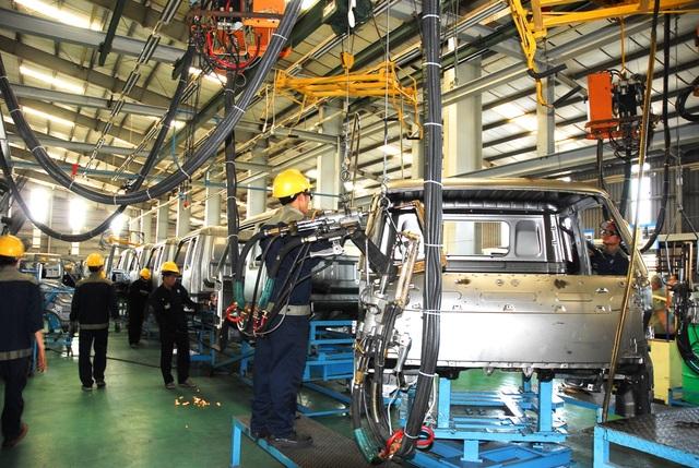Cân lợi ích quốc gia từ công nghiệp ô tô - 1