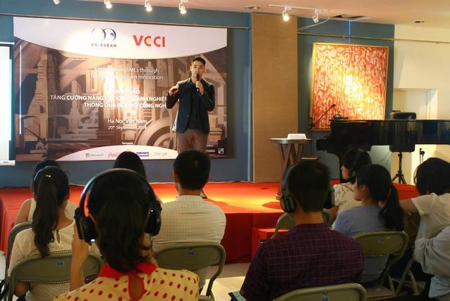 Theo Ông Daniel P. Le, với lượng truy cập di động lớn như hiện nay, doanh nghiệp việt sẽ có cơ hội lớn trong việc phát triển thương mại điện tử