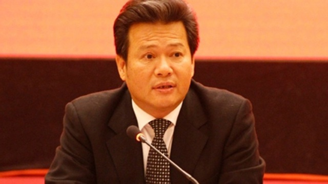 Ông Cung Thanh Khái bị truy tố với tội danh tham nhũng (Ảnh: SCMP)