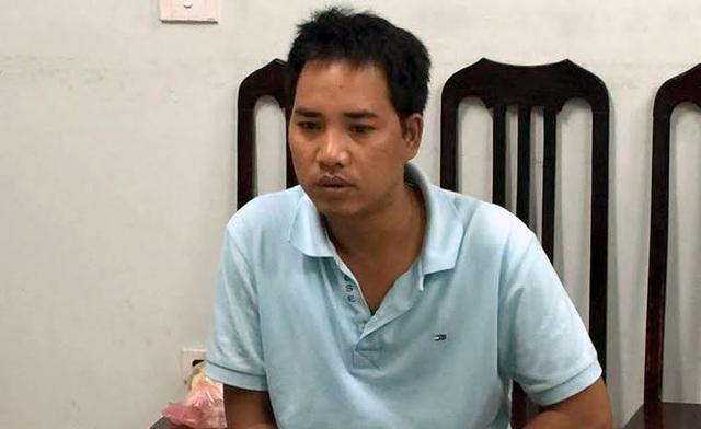 Hà Nội: Tên cướp còng tay, bịt miệng nữ doanh nhân để cướp - 1