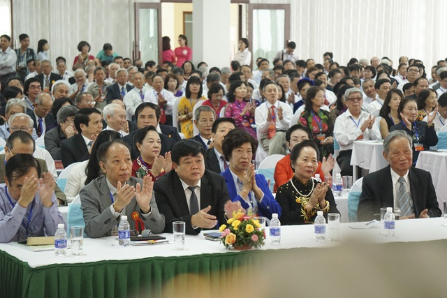 Các đại biểu tham dự Đại hội (ảnh Hữu Nghị)