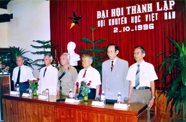 Hội Khuyến học Việt Nam: 20 năm phục vụ sự nghiệp xây dựng xã hội học tập - 1