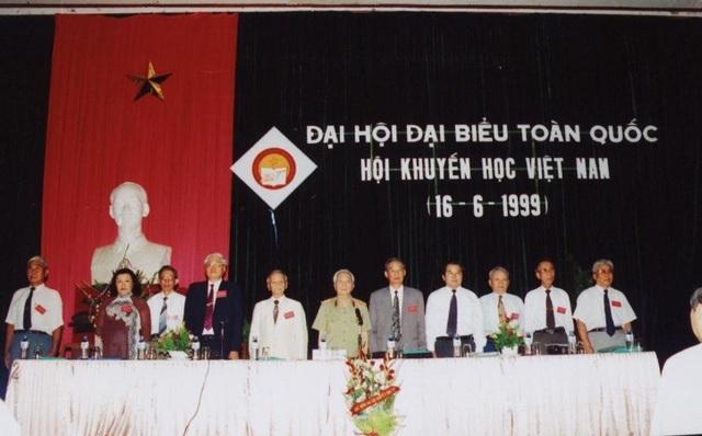 Đại hội lần thứ II (Nhiệm kỳ 6/1999 – 12/2005)