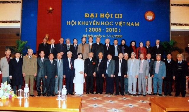 Đại hội III - Hội Khuyến học Việt Nam