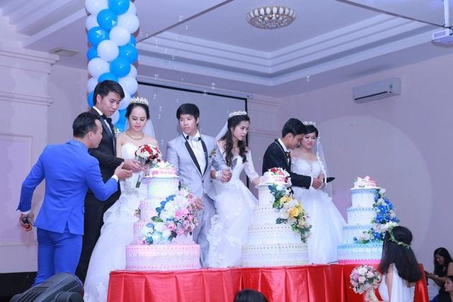 7 đám cưới gây xôn xao cộng đồng mạng năm 2016 - 6