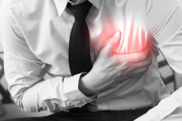 Cơn đau tim là khi mất nguồn cung cấp máu cho một phần cơ tim.