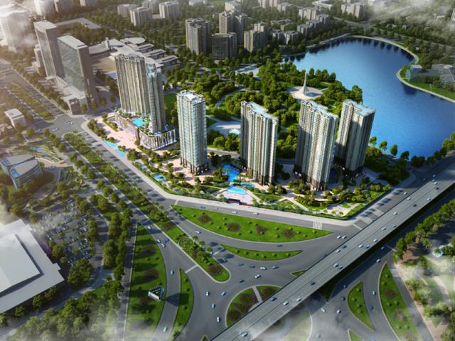 Ngày 16/10/2016, Vinhomes chính thức ra mắt 2 tòa C1 và C6 - 2 tòa căn hộ có vị trí lý tưởng và tiện ích bậc nhất dự án D'.Capitale Trần Duy Hưng.