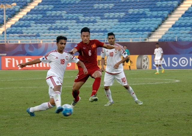 U19 Việt Nam đã chơi kiên cường và bảo toàn tỷ số 1-1 chung cuộc sau 90 phút