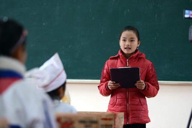 Náo nức ngày khánh thành công trình phòng học Dân trí thứ 5 tại Chiềng Sơ, Sơn La - 10