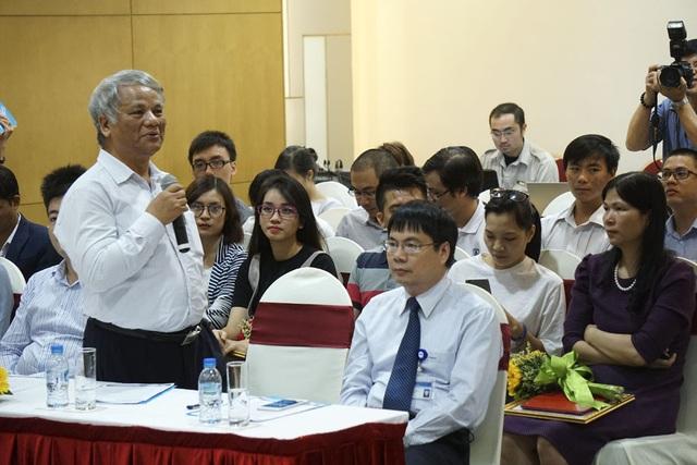 TS Phùng Văn Ổn, Phó Chủ tịch Hội tin học VN