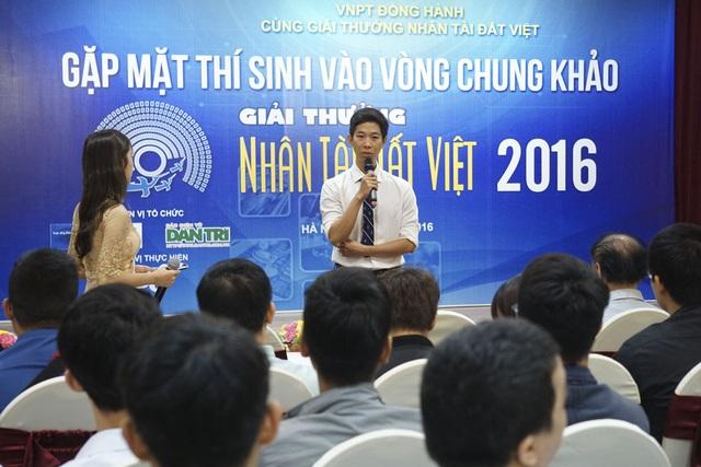 Trương Công Thành, trưởng nhóm sản phẩm Hệ thống phân tích ngữ nghĩa và quản trị tương tác mạng xã hội SMCC