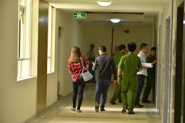Chung cư chưa nghiệm thu PCCC đã đưa dân vào ở - 2