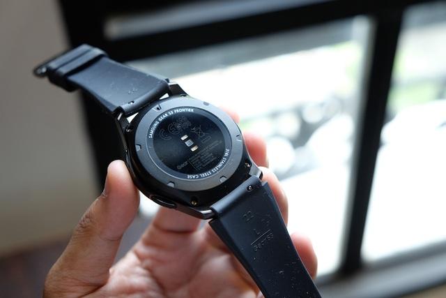 Giải mã sức hút của Samsung Gear S3 - 6