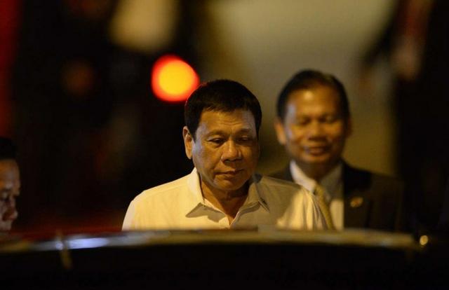 Tổng thống Philippines Rodrigo Duterte nhiều lần đưa ra những phát ngôn gây sốc dư luận. (Ảnh minh họa: AFP)