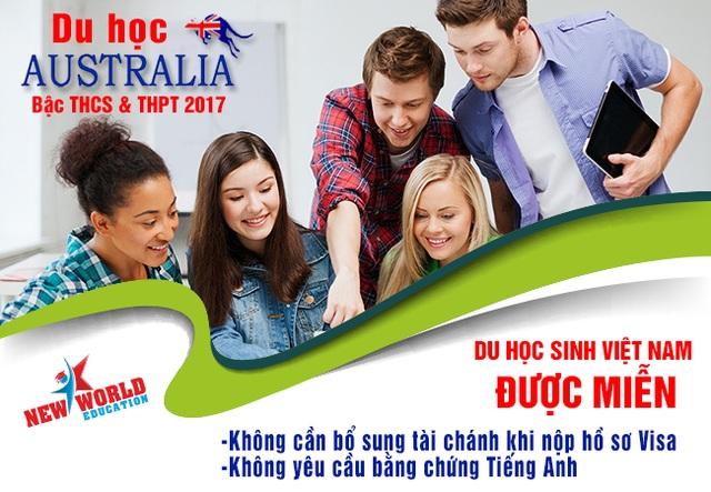 Du học 2017 bậc THCS & THPT tại Bang Nam Úc - Được nhiều phụ huynh Việt Nam đầu tư cho con - 4