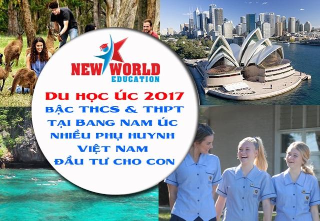 Du học 2017 bậc THCS & THPT tại Bang Nam Úc - Được nhiều phụ huynh Việt Nam đầu tư cho con - 2