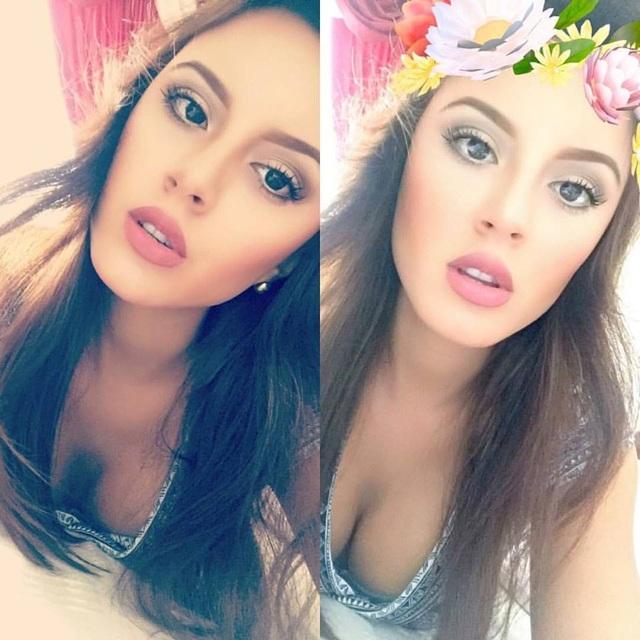 Năm 2015, cô dự thi Miss Bikini Universe và giành ngôi á hậu 1