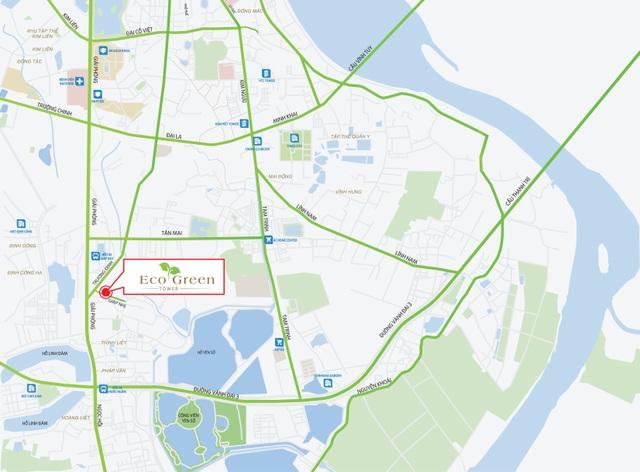 Chỉ 500 triệu, sở hữu căn hộ số 1 Giáp Nhị Hoàng Mai - 2