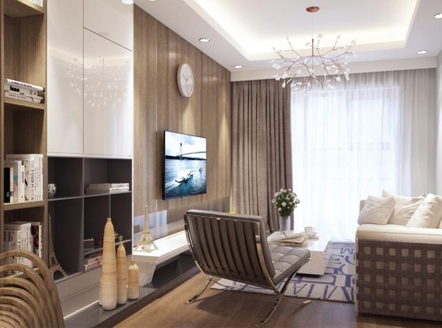 Chỉ 500 triệu, sở hữu căn hộ số 1 Giáp Nhị Hoàng Mai - 3