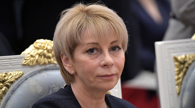 Bà Elizaveta Glinka (Ảnh: Sputnik)