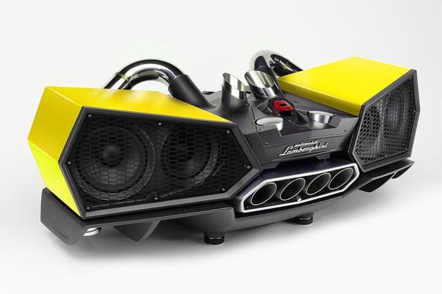 Lamborghini bán loa đắt hơn xe Camry - 8