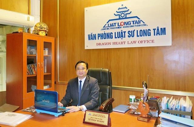 Luật sư Lê Ngọc Hoàng: Việc phạt tiền là chữa phần ngọn chứ không chữa được phần gốc tình trạng này.