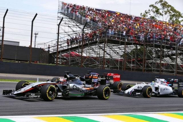 F1 mùa giải 2017 có thể bỏ chặng Đức - 1