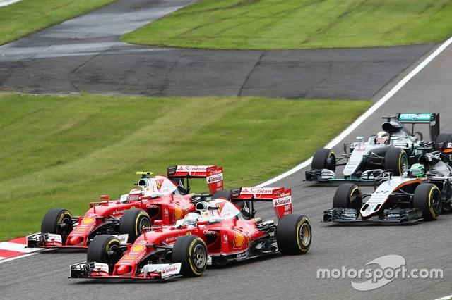 Nico Rosberg có chiến thắng chặng thứ 9, Mercedes vô địch F1 2016 - 7