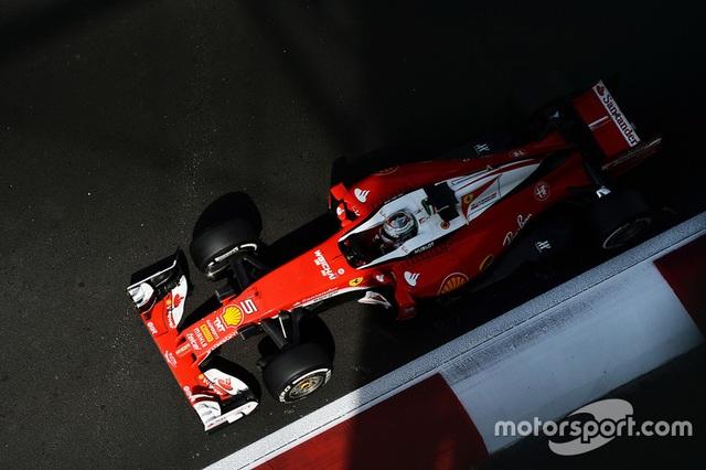 Lewis Hamilton thắng áp đảo tại MexicoGP - 7