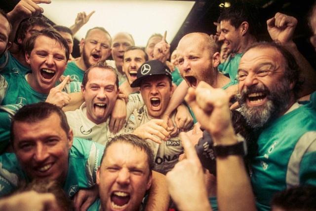 Nico Rosberg bất ngờ tuyên bố giải nghệ - 6