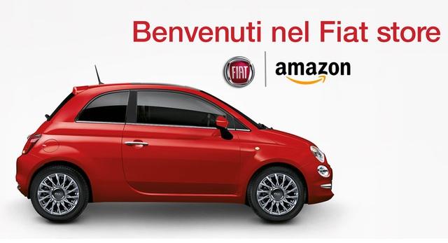 Thêm một hãng ô tô bán xe trên Amazon - 1