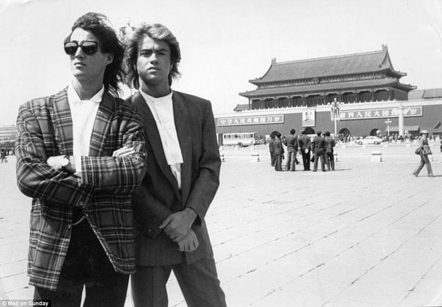 George Michael tên thật là Georgios Kyriacos Panayiotou, được sinh ra tại London, Anh, vào ngày 24/6/1963. Ông bắt đầu sự nghiệp ca hát tại London và gặp gỡ người bạn âm nhạc Andrew Ridgeley, thành viên nhóm Wham! sau này, tại Hertfordshire. Nhóm nhạc Wham! được thành lập vào năm 1981 và album đầu tay của họ có tên là Fantastic đã chiếm vị trí quán quân của bảng xếp hạng âm nhạc Anh hai năm sau đó.