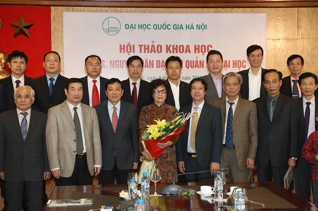 GS Nguyễn Văn Đạo, người mở đường tự chủ đại học - 3