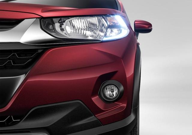 Honda chính thức giới thiệu tân binh WR-V - 3