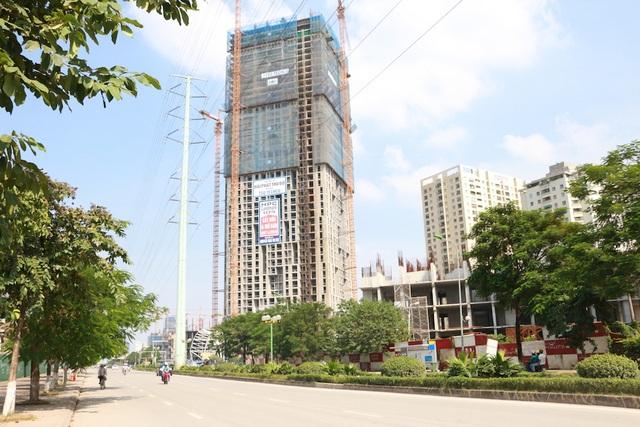 Cất nóc tòa nhà HPC Landmark 105 – khách hàng Usilk City sắp được nhận nhà - 1