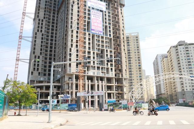 Cất nóc tòa nhà HPC Landmark 105 – khách hàng Usilk City sắp được nhận nhà - 2