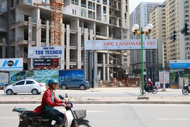 Cất nóc tòa nhà HPC Landmark 105 – khách hàng Usilk City sắp được nhận nhà - 3