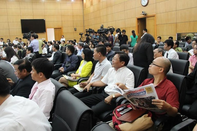 Công ty An Hà tổ chức họp báo về chống hàng giả, hàng nhái
