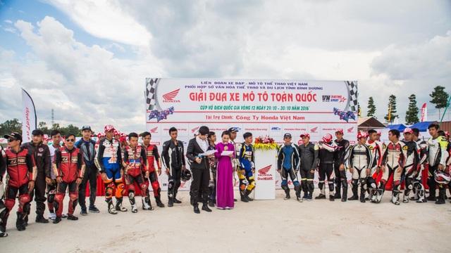 Honda Việt Nam đang nuôi ước mơ mang văn hóa đua xe thể thao chuyên nghiệp về phát triển tại Việt Nam.