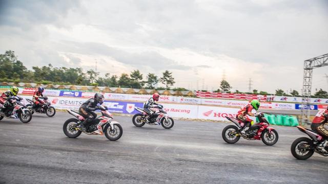 Honda Việt Nam tiếp tục mang giải đua xe đến tỉnh Bình Dương - 8