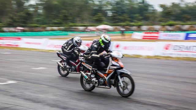 Honda Việt Nam tiếp tục mang giải đua xe đến tỉnh Bình Dương - 4