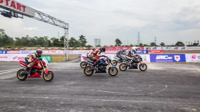 Honda Việt Nam tiếp tục mang giải đua xe đến tỉnh Bình Dương - 10